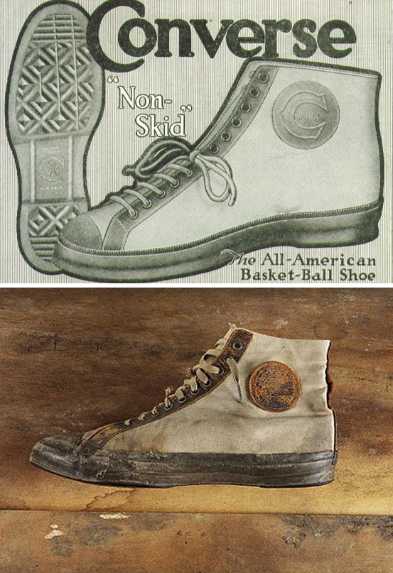Converse The First School Basketball Shoes