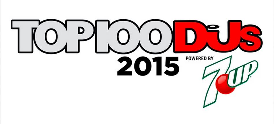 DJ Mag Top 100 DJs Poll 2015:2016