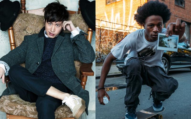 Epik High Tablo and Joey Bada$$