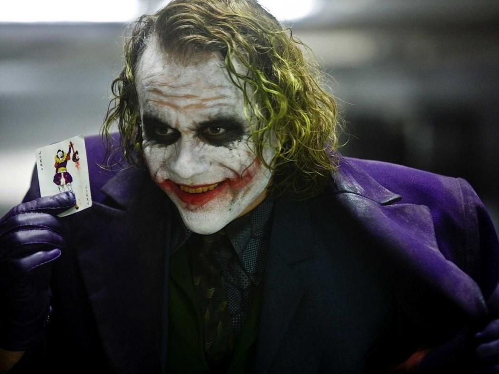 Heath Ledger The Dark Knight