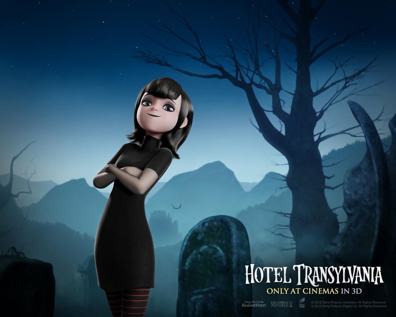 Hotel Transsilvanien Mavis
