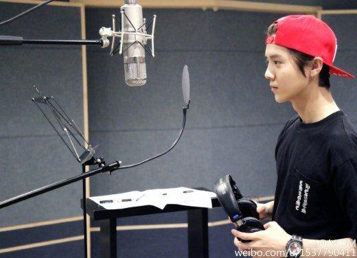 Luhan Solo Album