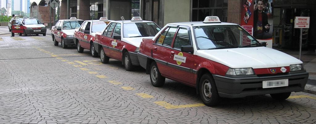 Malaysian Taxi Drivers