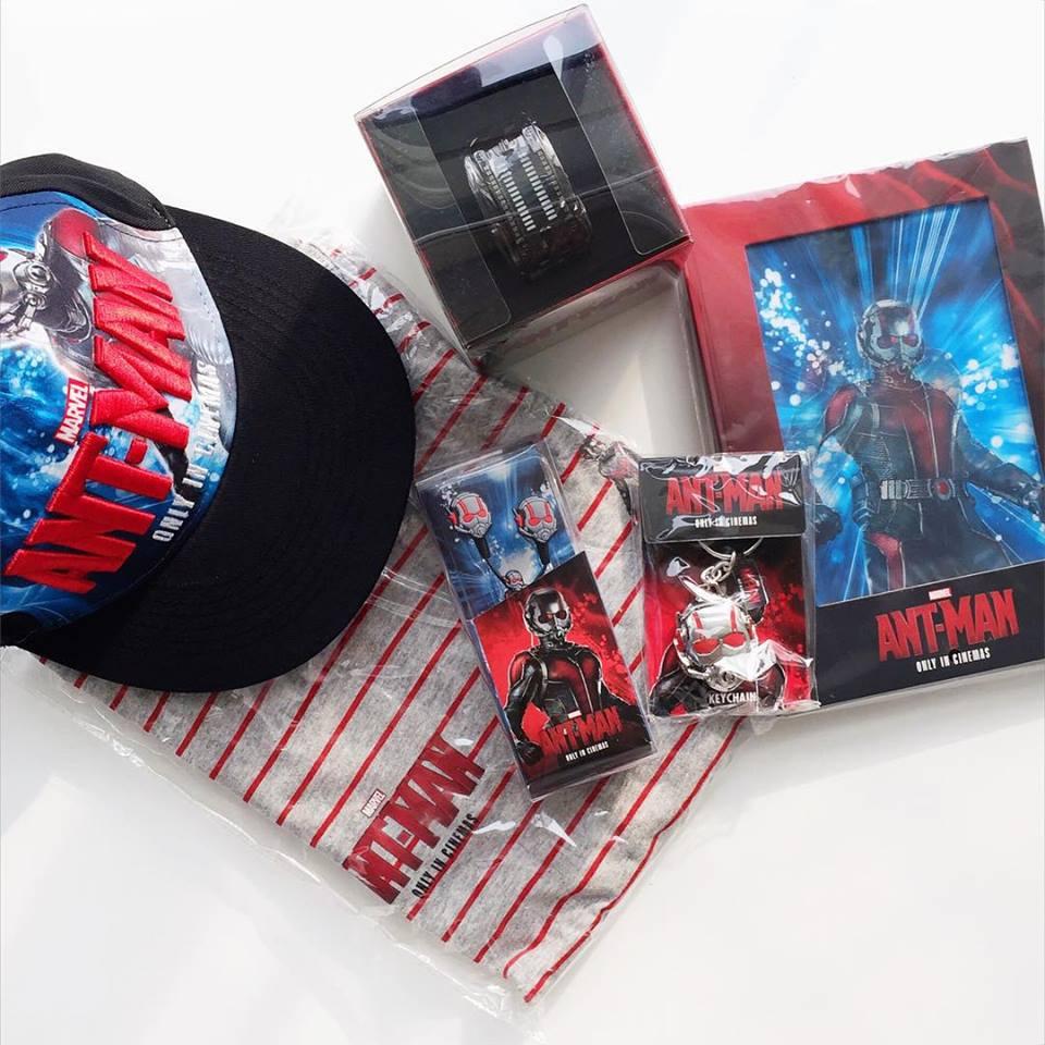 Marvel's Ant-Man Merchandise