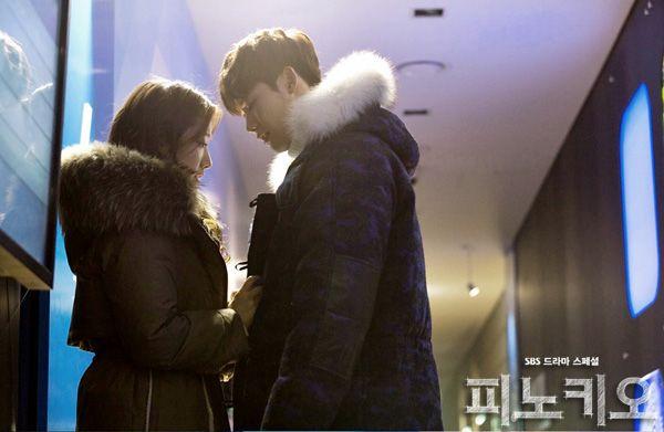Park Shin Hye Lee Jong Suk Pinocchio