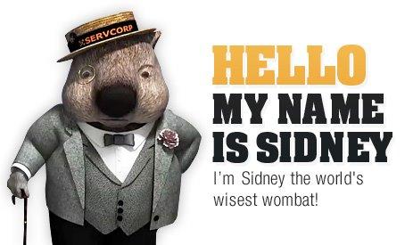 Sidney Wombat ServCorp