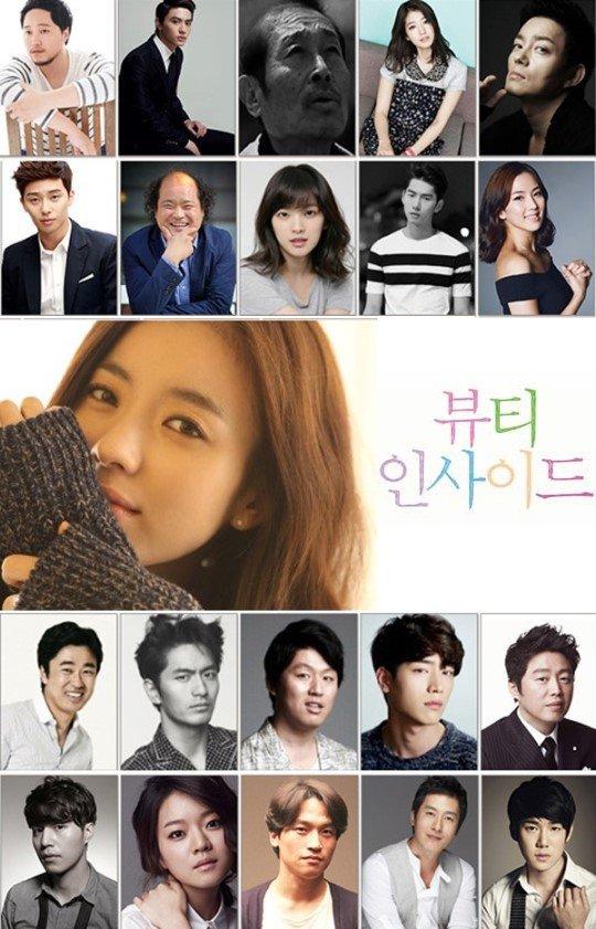 The Beauty Inside Cast