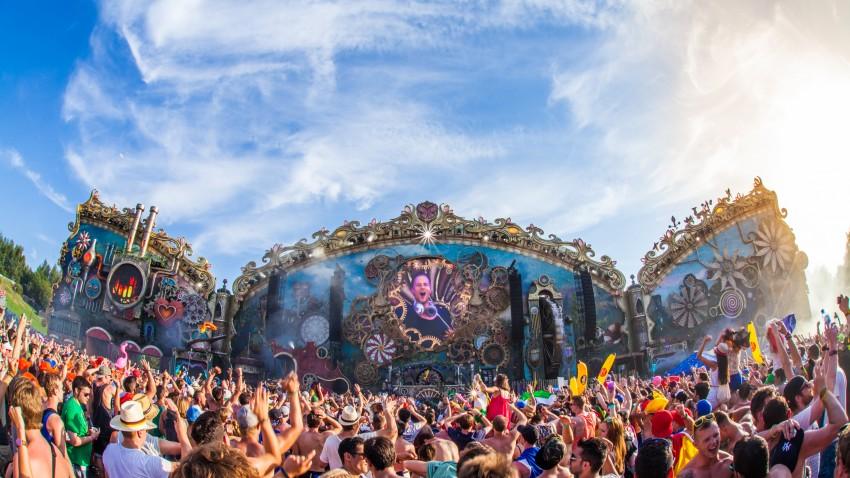Tomorrowland Belgium Pic 1