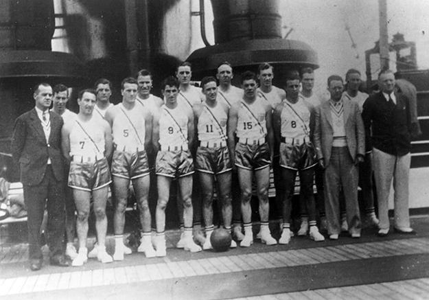 USA Basketball 1936 Converse Chucks