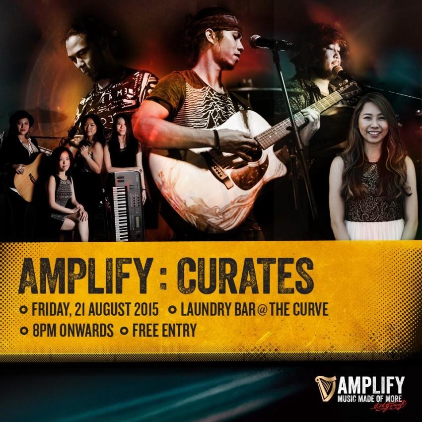 Amplify Curates Jumero Promo