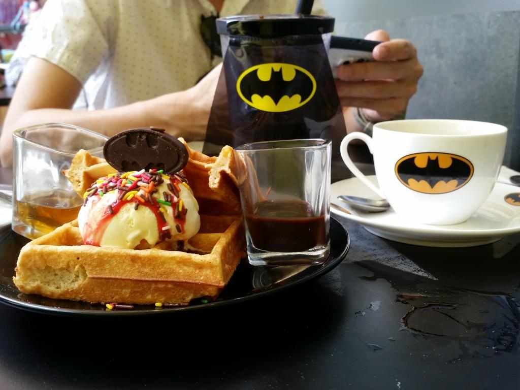 DC Comics Super Heroes Cafe Sunway Putra Mall 12