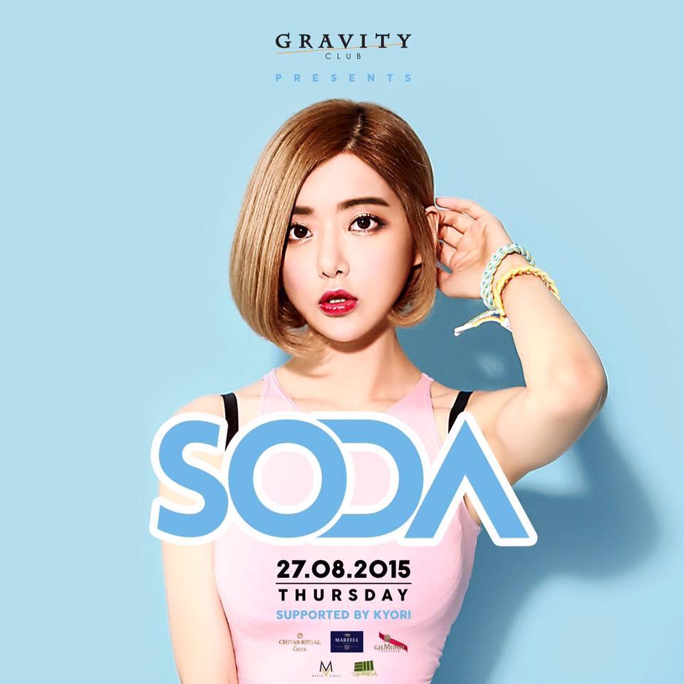 DJ Soda Gravity Club KL