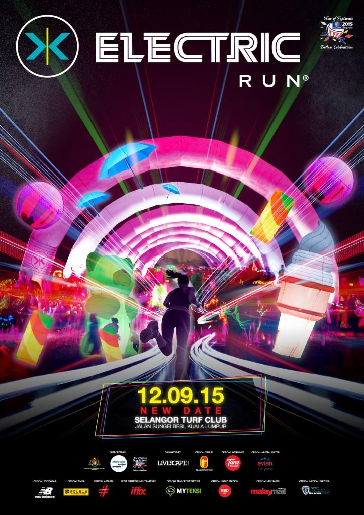 Electric Run Malaysia New Date