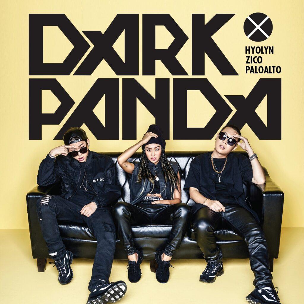 Hyorin - Zico - Paloalto - Dark Panda
