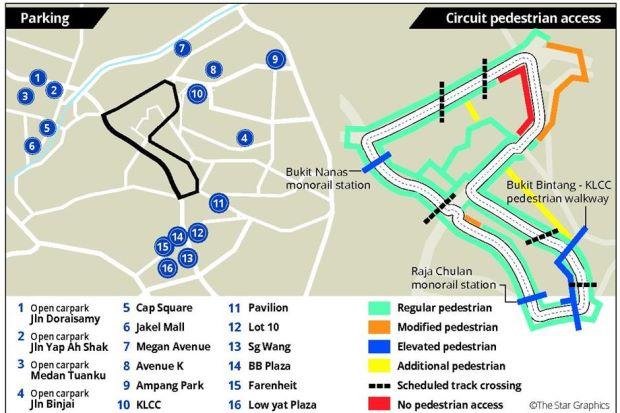 KL City Grand Prix Circuit