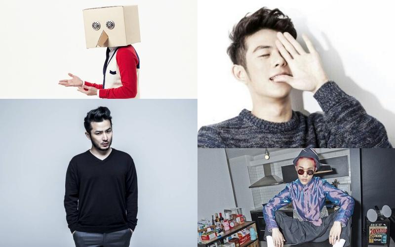 Korean R&B Hip Hop - Chill Vibes Playlist