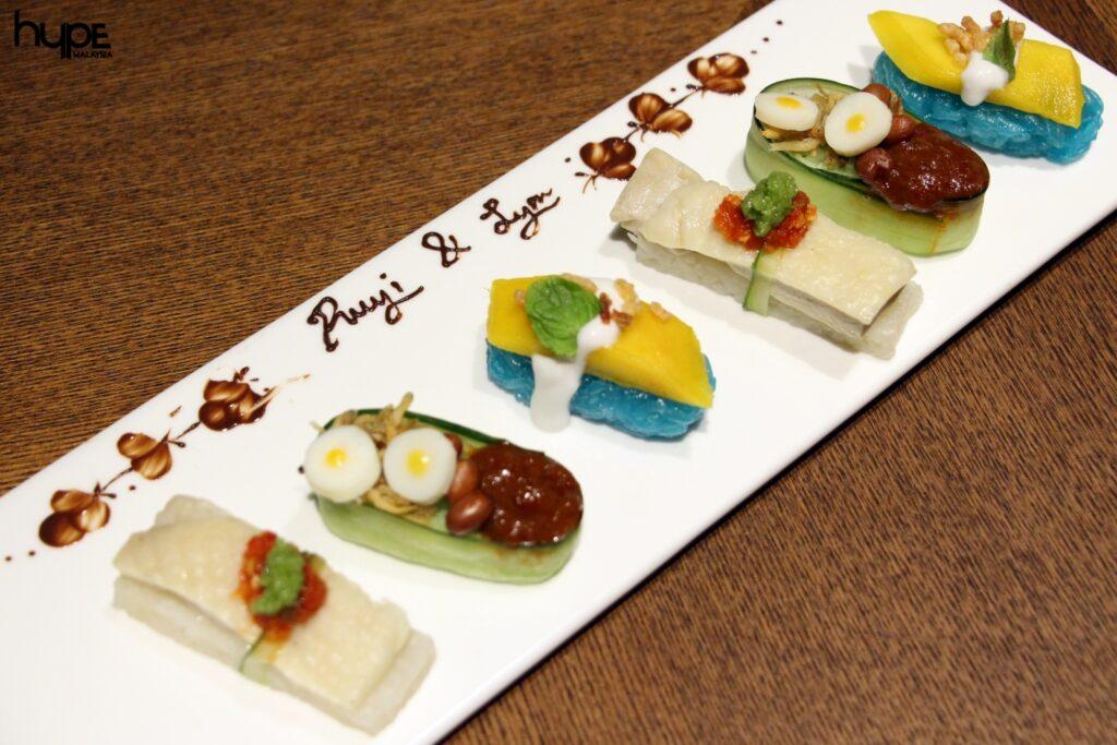 Ruyi and Lyn - Ruyi's Sushi