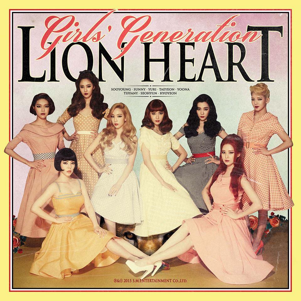 SNSD Lion Heart
