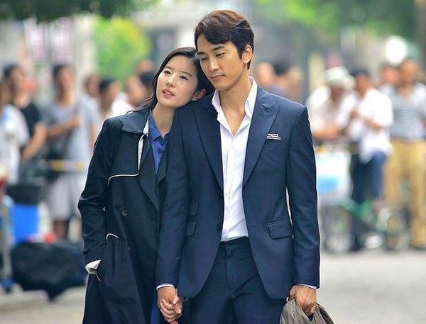 Song Seung Hun Liu Yifei