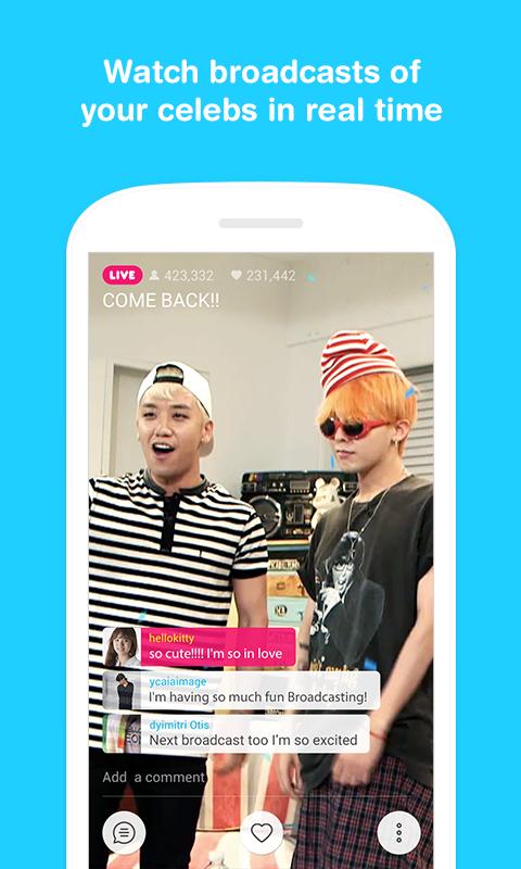 V App BIGBANG