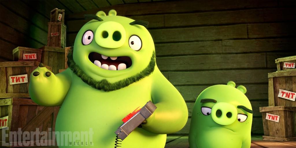 Angry Birds Movie Pigs