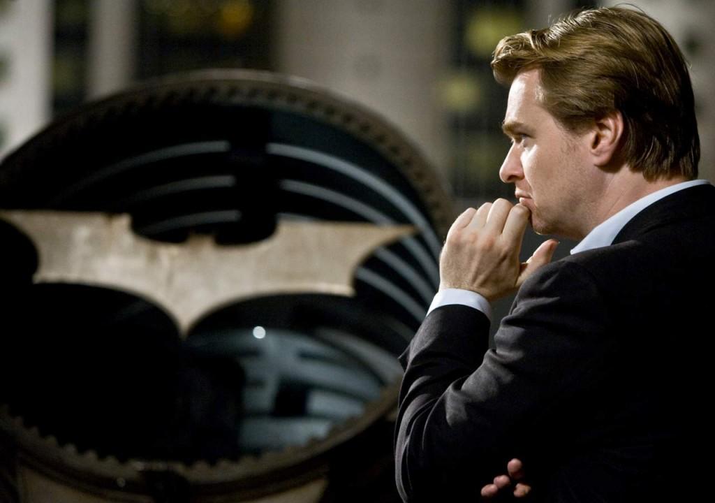 Christopher Nolan The Dark Knight