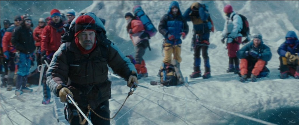 Everest Josh Brolin as Beck Weathers
