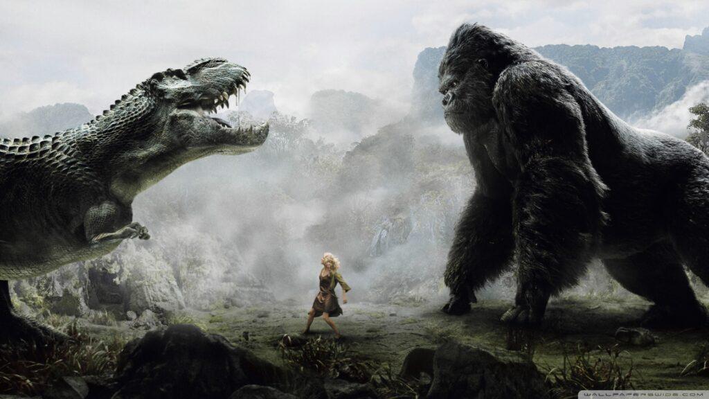 Godzilla vs King Kong