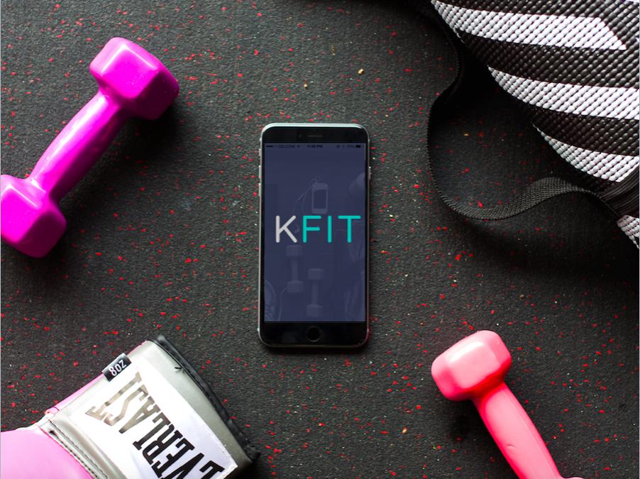 KFit app