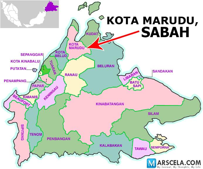 Kota Marudu Sabah