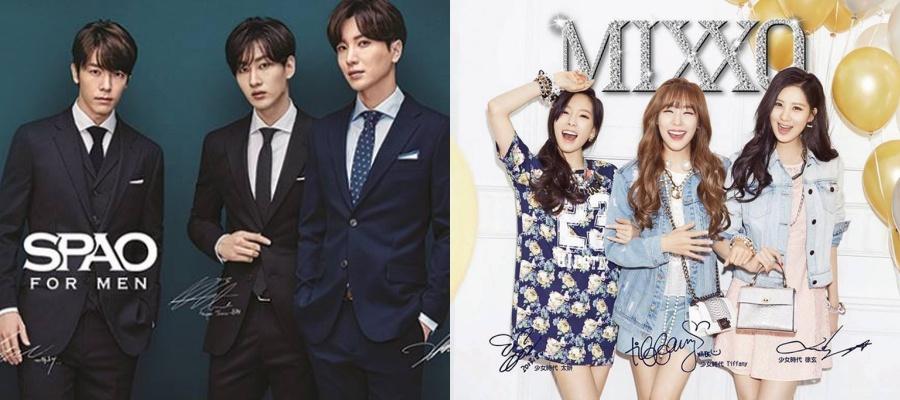 Pavilion Korean Fashion Brands Spao Mixxo To Set Up