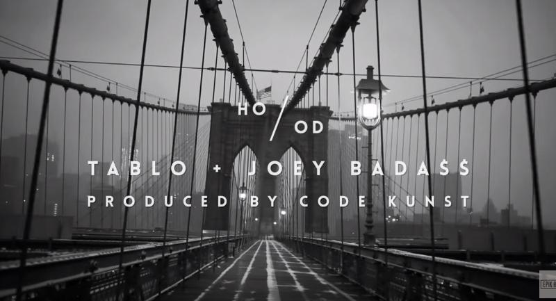 Tablo x Joey Bada$$ x Code Kunst - Hood