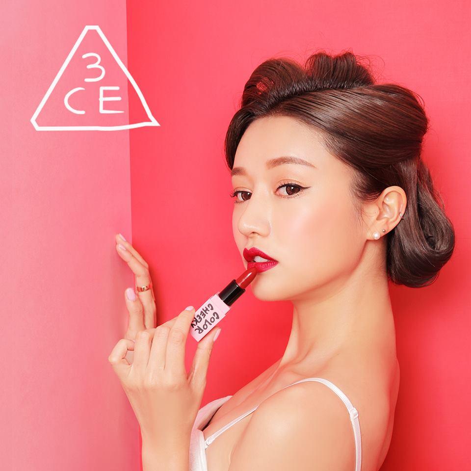 Sephora Advertisement #3CE: Brand Ambassador...