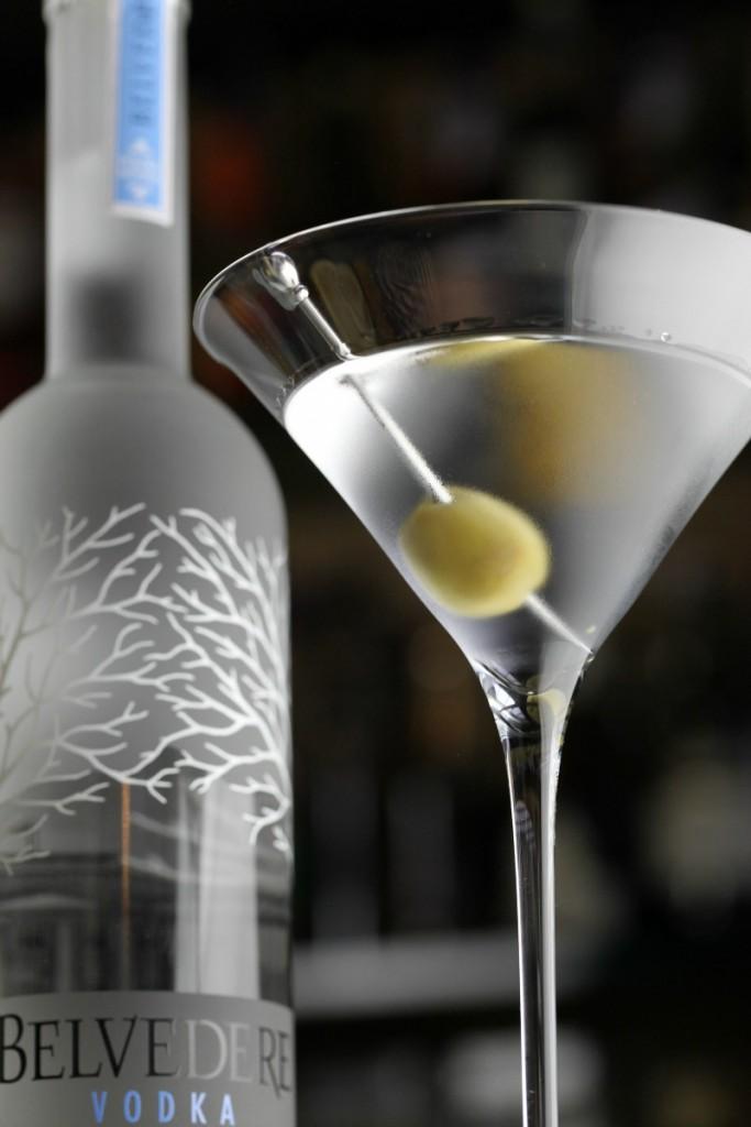 Belvedere Vodka Martini