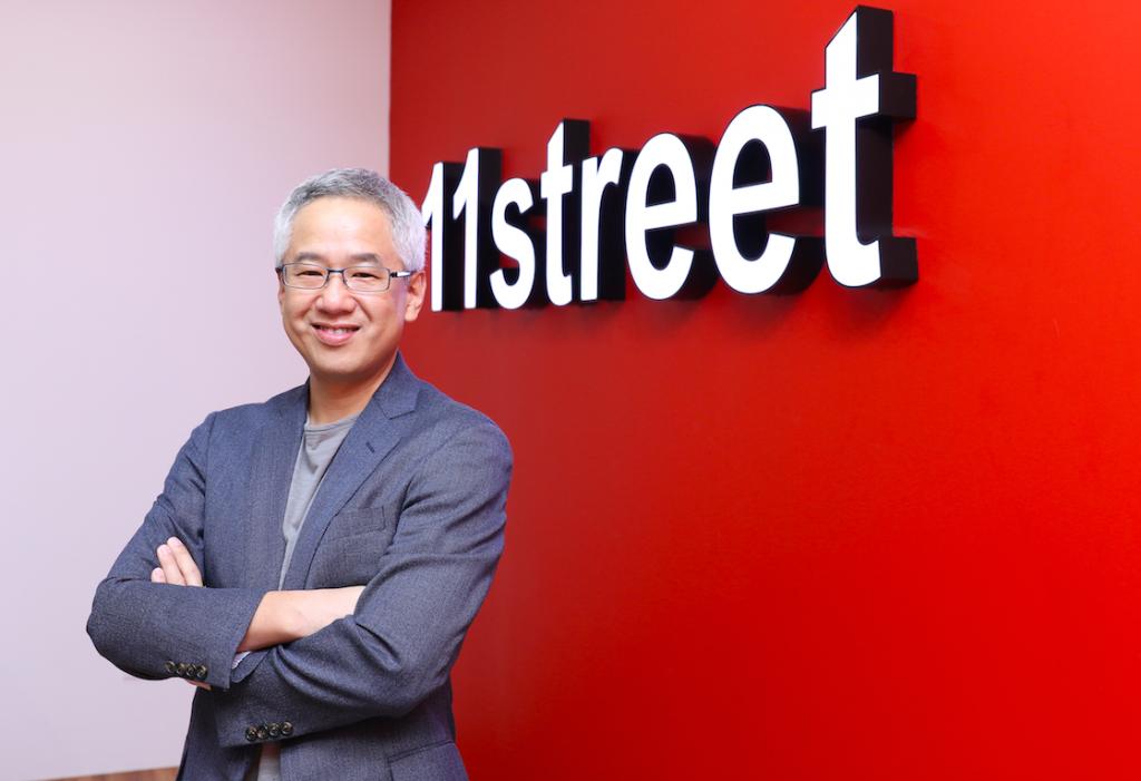 Hoseok Kim, CEO of 11street