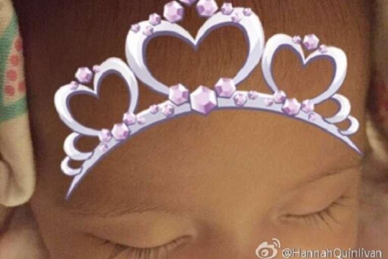 Jay Chou Hannah Quinlivan Daughter