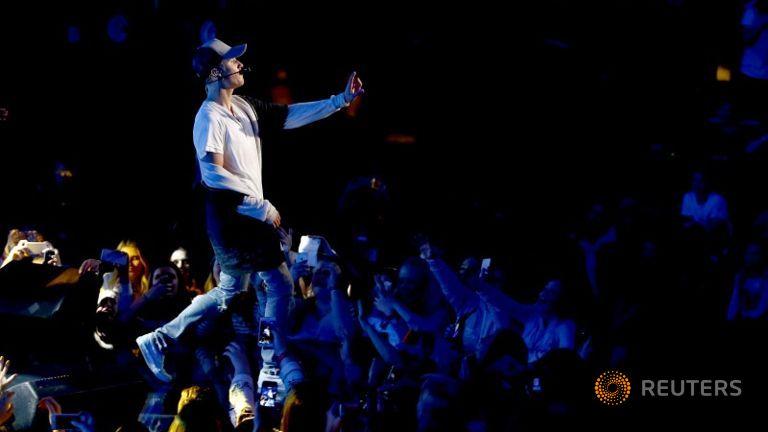 Justin Bieber Norway