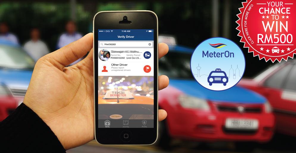 MeterOn App