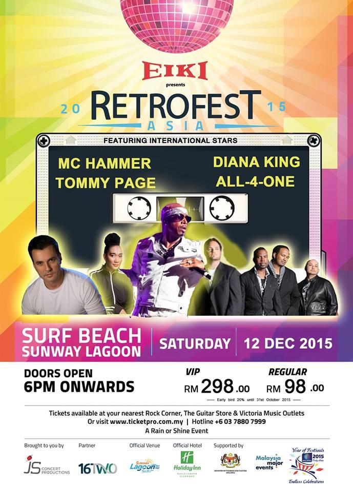 Retrofest Asia 2015