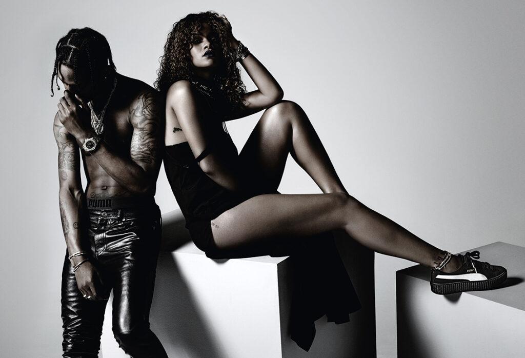 Rihanna x PUMA Creeper