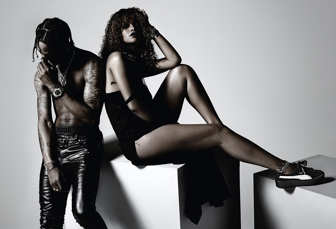 Puma Fenty Por Malasia Precio Rihanna f5VUX69wh
