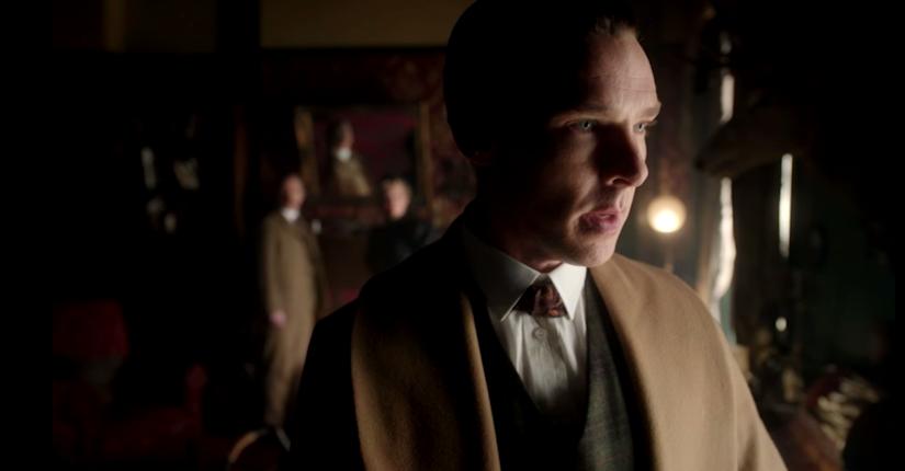 Sherlock Christmas Special Trailer