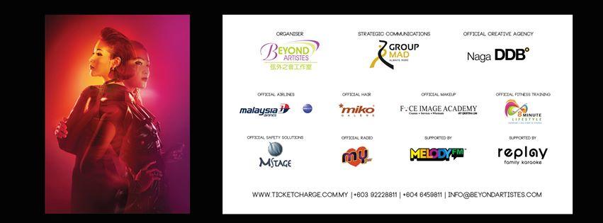 Soo Wincci's Concert Sponsors