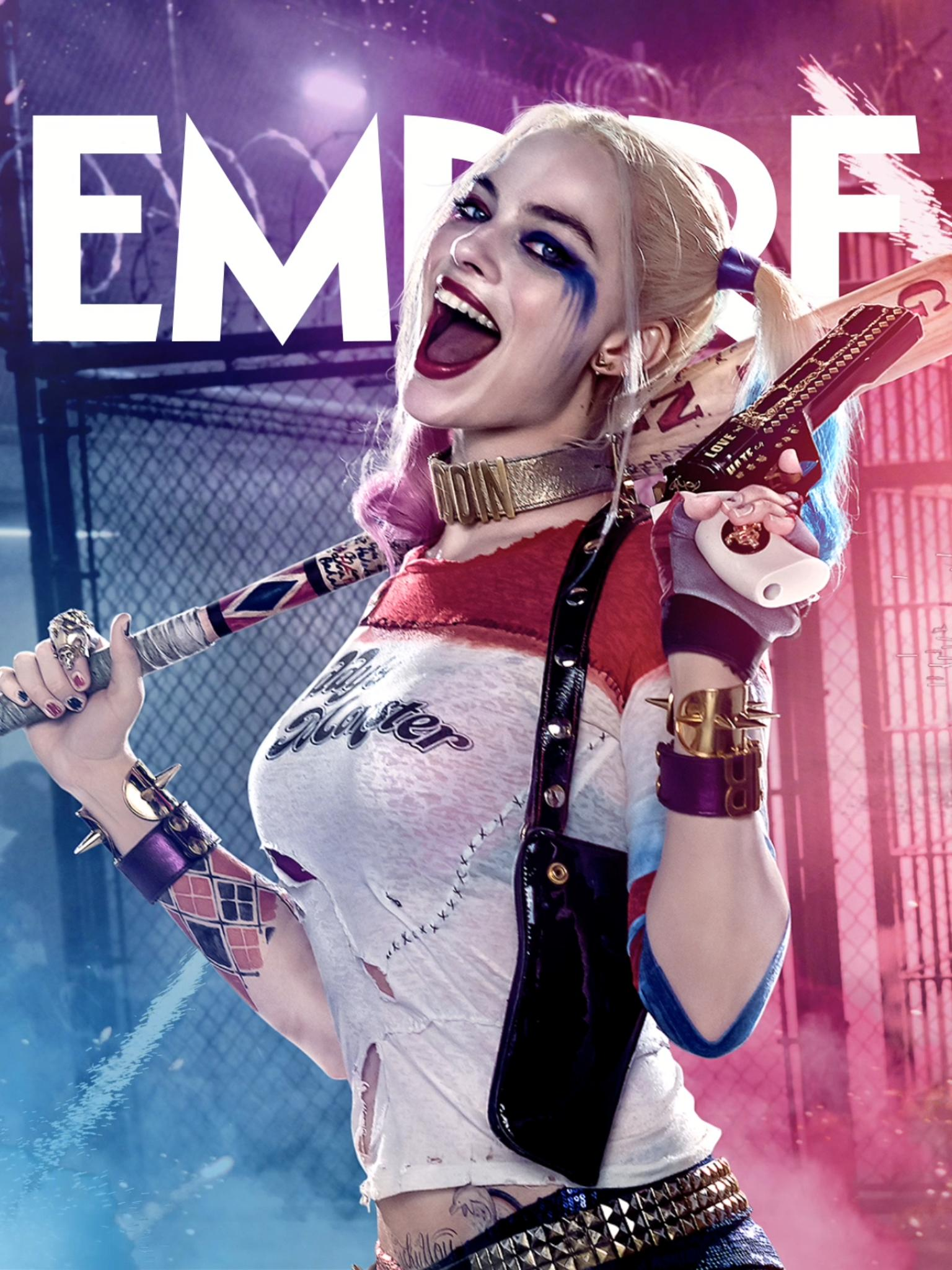 Suicide Squad Kostüm Harley Quinn : suicidesquad margot robbie thinks that harley quinn is the best character hype malaysia ~ Frokenaadalensverden.com Haus und Dekorationen