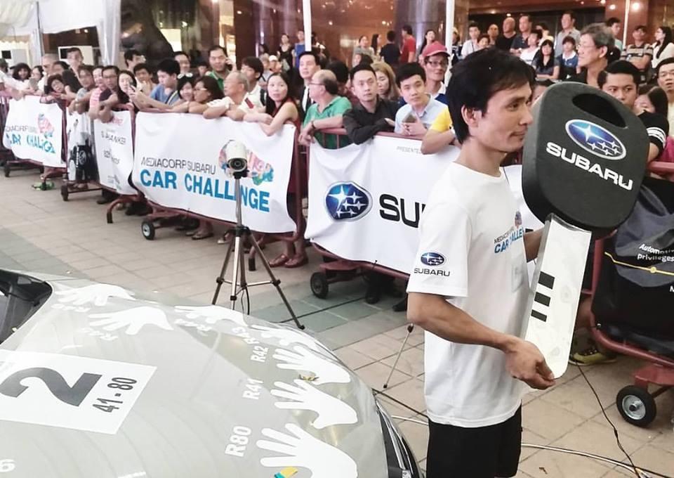 2015 Subaru Palm Challenge Vietnamese Grand Prize Winner