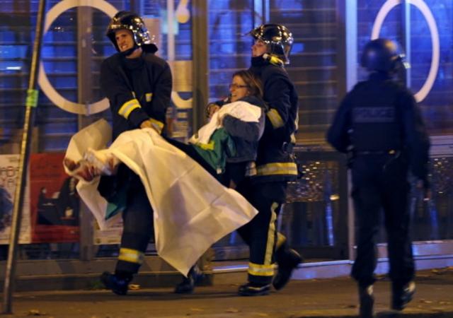 Bomb Attacks in Paris November 2015