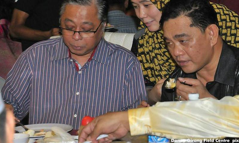 Datuk Ismail Sabri Yaakob Turtle Eggs