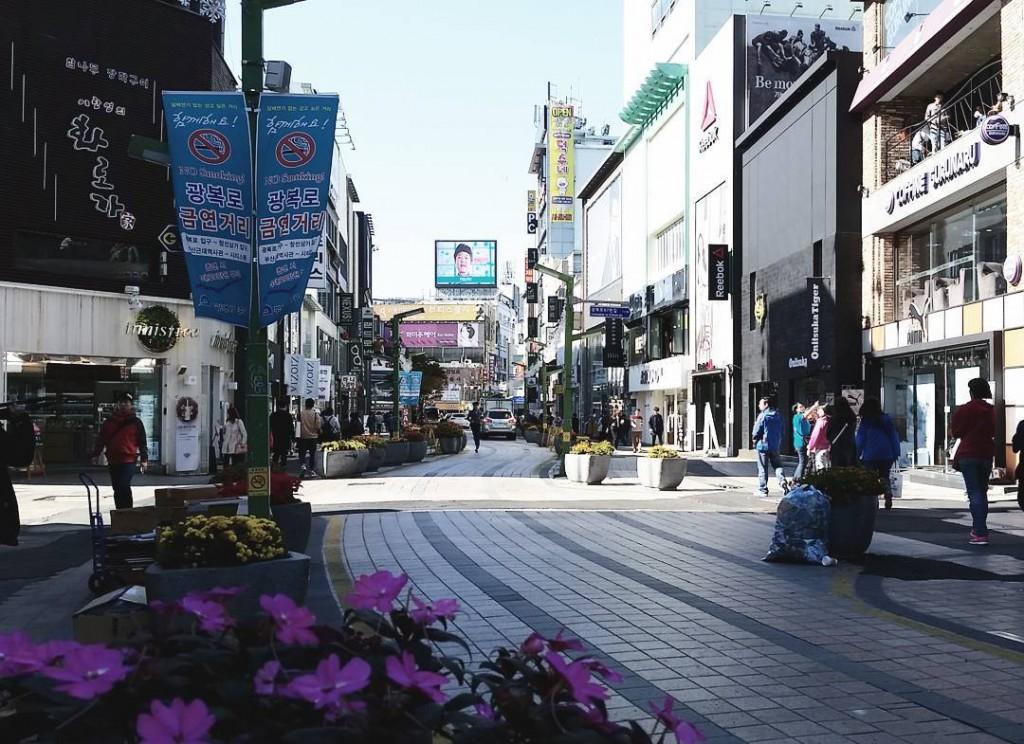 Gwangbok-dong Fashion Street Busan