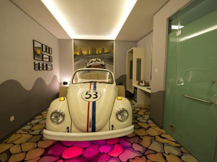 Hotel Maison Boutique Theme Room