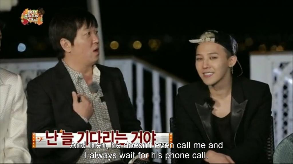 Jung Hyung Don G-Dragon